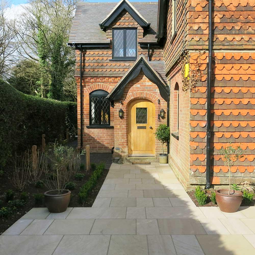 Front Garden, Dorking