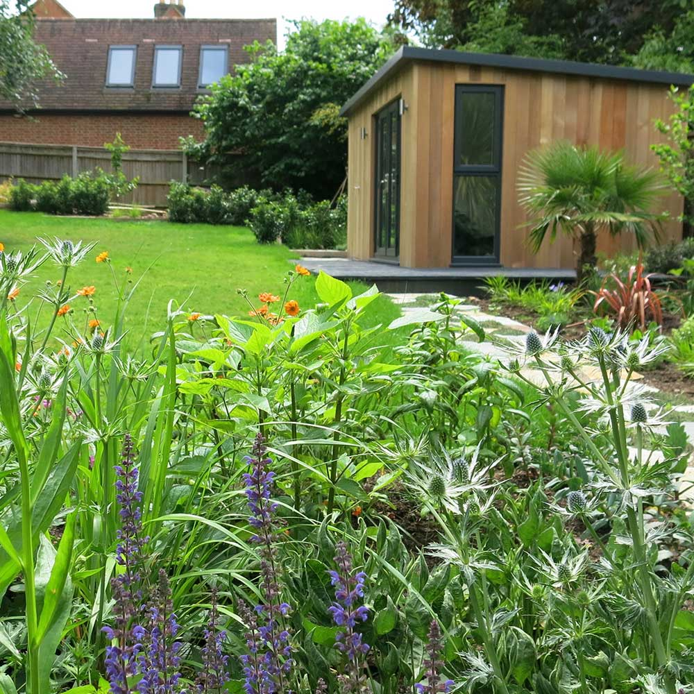 garden design Long Ditton