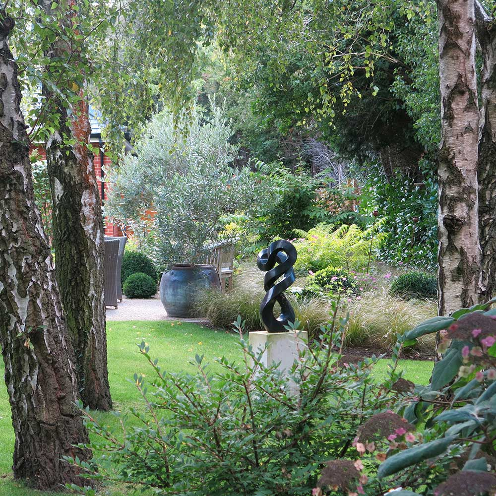 Classic Garden design Ashtead