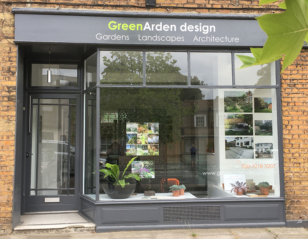 GreenArden Design Hampton Court