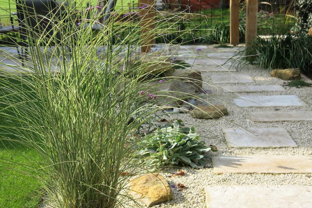 A garden with a view 12, Sunbury