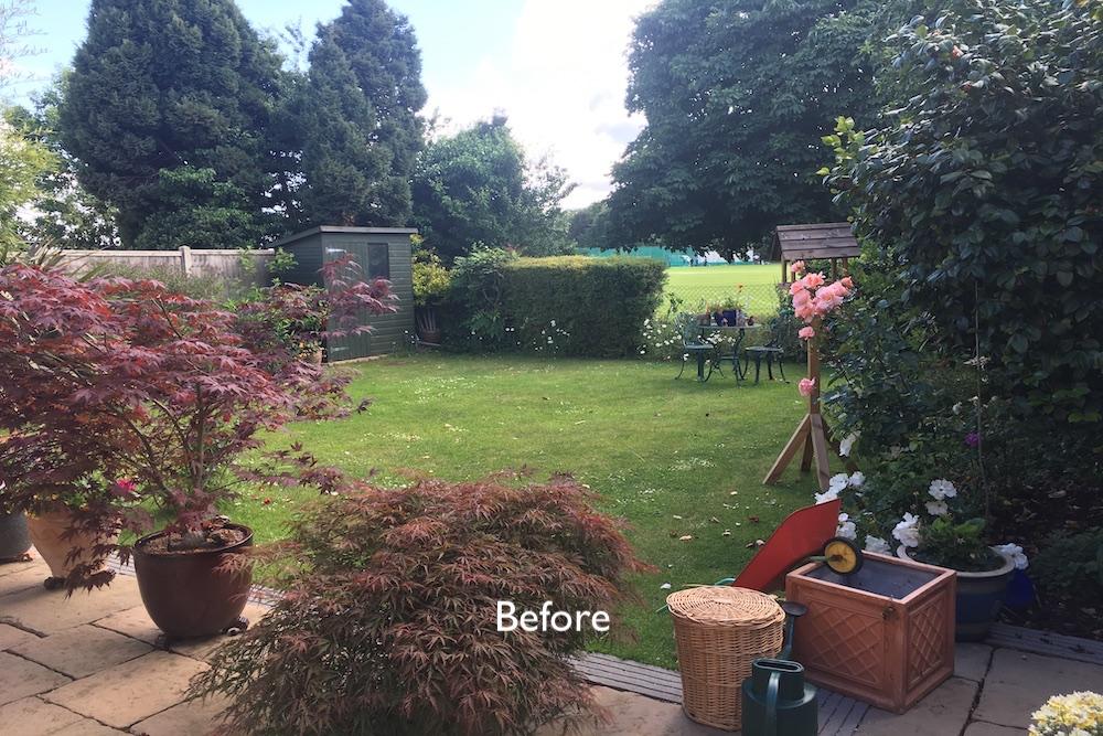 A garden with a view 15, Sunbury