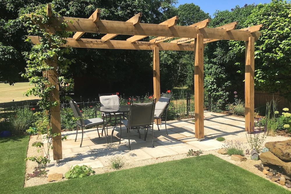 A garden with a view 6, Sunbury