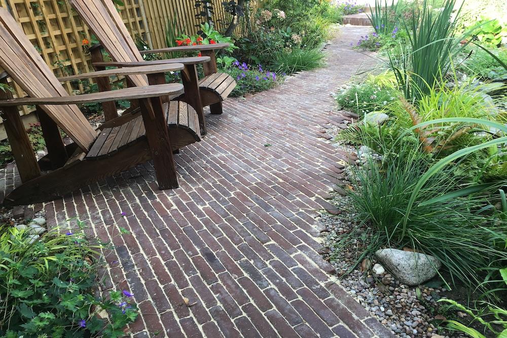 A garden rejuvenation 10, Thames Ditton