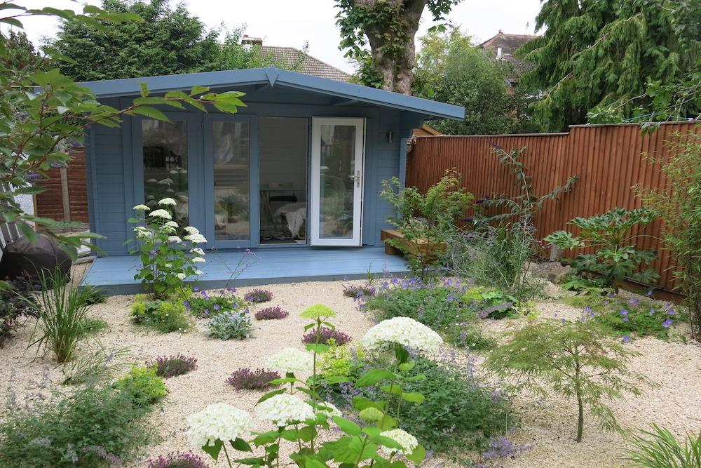 A small gravel garden 1, Carshalton